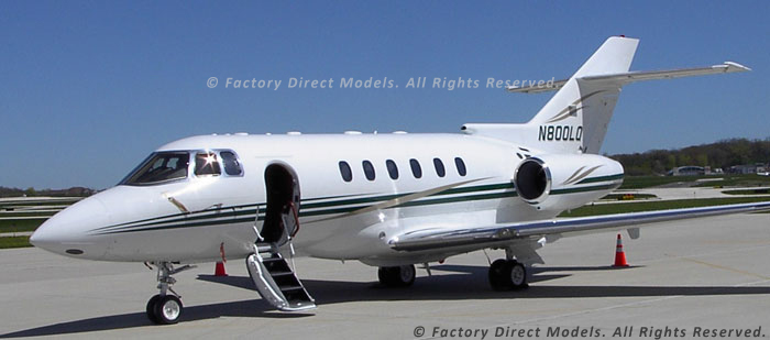 Hawker BAe 125 Aircraft Review February 2012 © 2012 Marcil ...