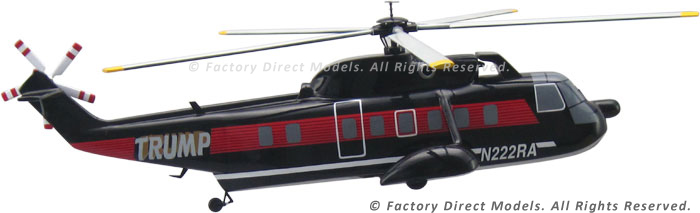 Elicottero S 61 : Sikorsky s scale model helicopter