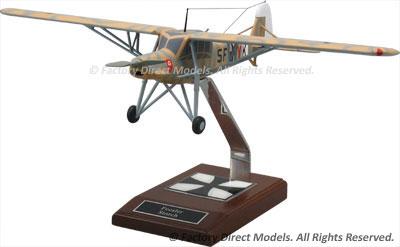 Feesler Storch FI 156 Scale Model