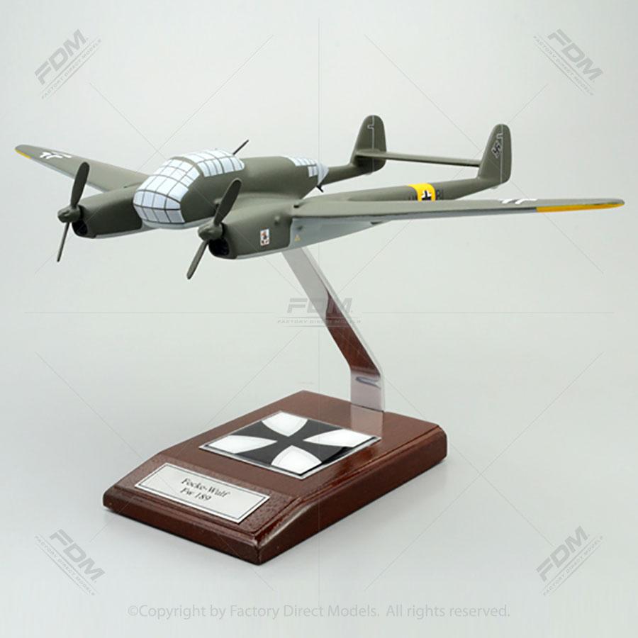 Focke-Wulf Fw 189 Uhu Scale Model