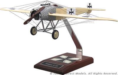 Fokker E.III Scale Model