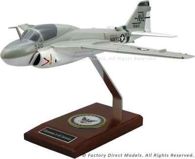 Grumman A-6E Intruder Military Scale Model