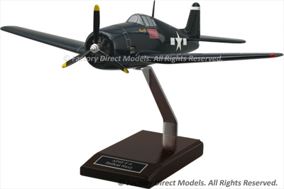 Grumman F-6 Hellcat Scale Model