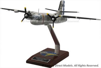 Grumman S2F Tracker Scale Model