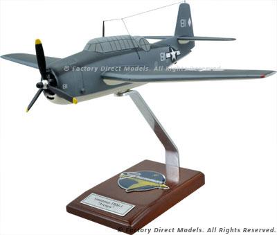 Grumman TBM-3 Avenger Scale Model
