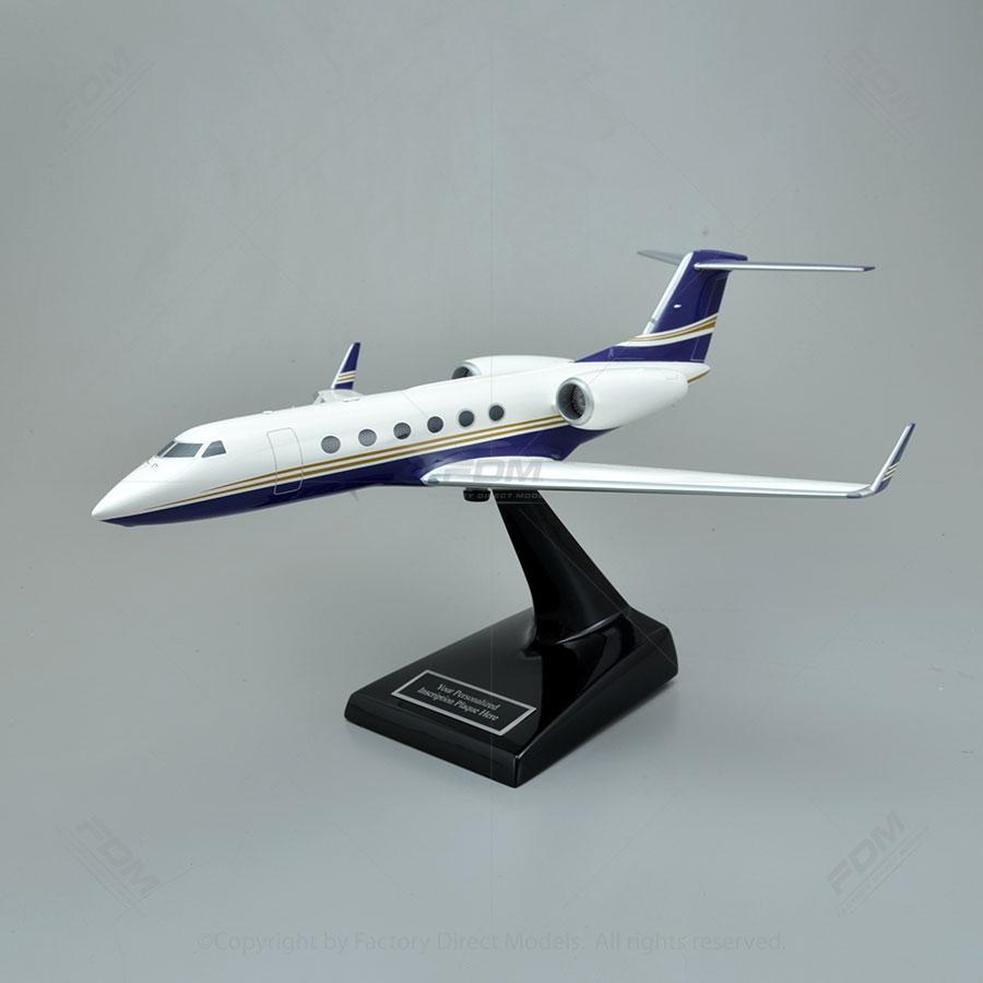 Gulfstream G450 Model Airplane