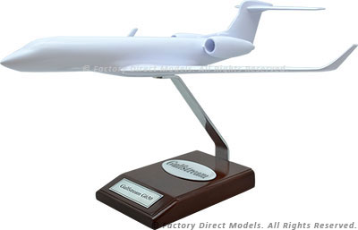 Your Custom Painted Gulfstream G650 Scale Model