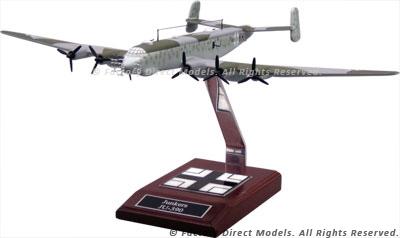 Junkers JU-390 Scale Model