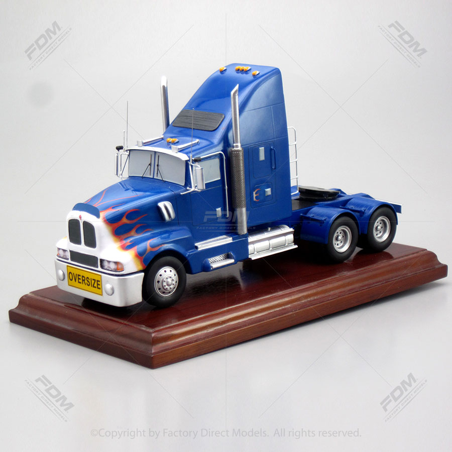 Kenworth T604 Scale Model Truck