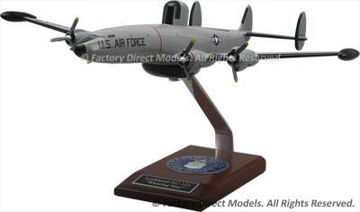 Lockheed EC-121D Warning Star Military Model