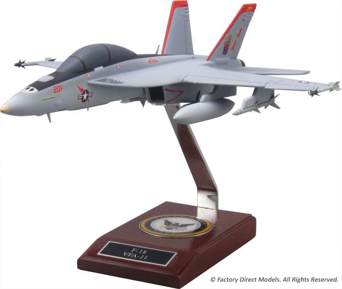 McDonnell Douglas F-18 Hornet VFA-11 Model