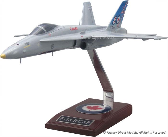 McDonnell Douglas F-18 RCAF Model