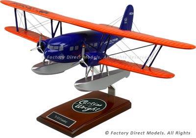 Curtiss T-32 Condor Airplane Model