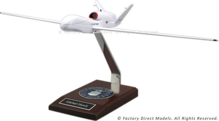 Northrop Grumman Global Hawk Scale Model