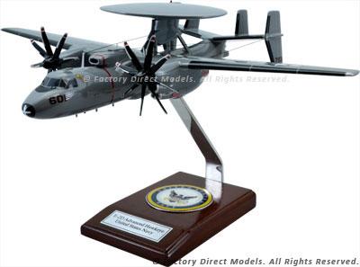 Northrop Grumman E-2D Advance Hawkeye Model