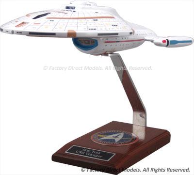 Star Trek USS Voyager Spacecraft Model