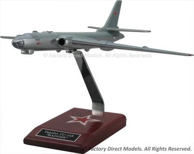 Tupolev Tu-16R Badger Scale Model