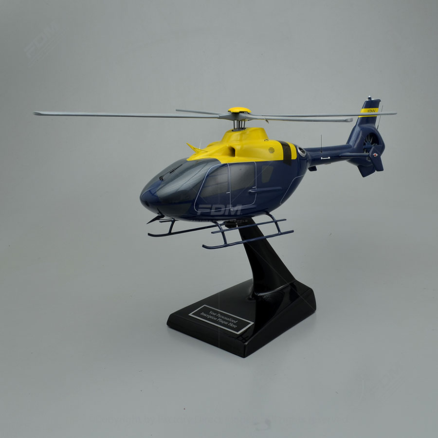 Airbus Helicopters H135 Model Helicopter