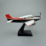 Beechcraft Bonanza G36 Scale Model Airplane with Detailed Interior