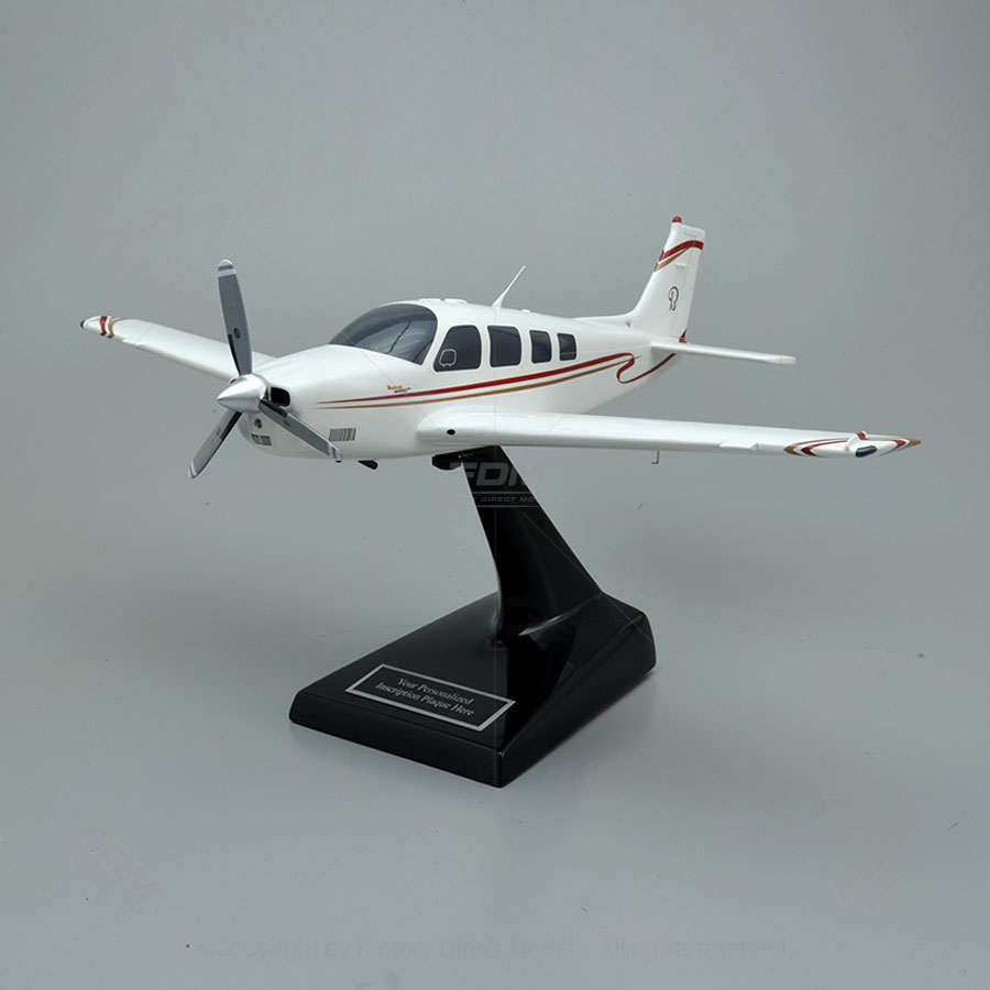 Beechcraft Bonanza G36 Model Airplane