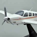 Beechcraft Bonanza G36 Model Airplane