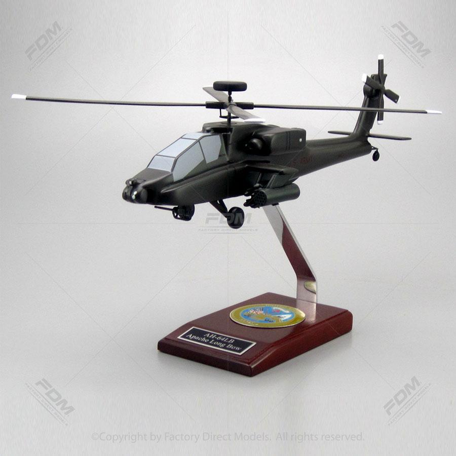 Boeing AH-64 Apache Model