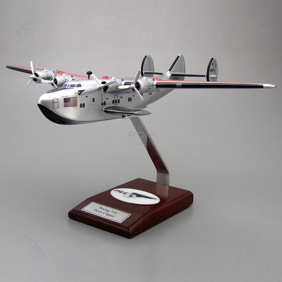 Boeing B-314 Dixie Clipper PAA Scale Model