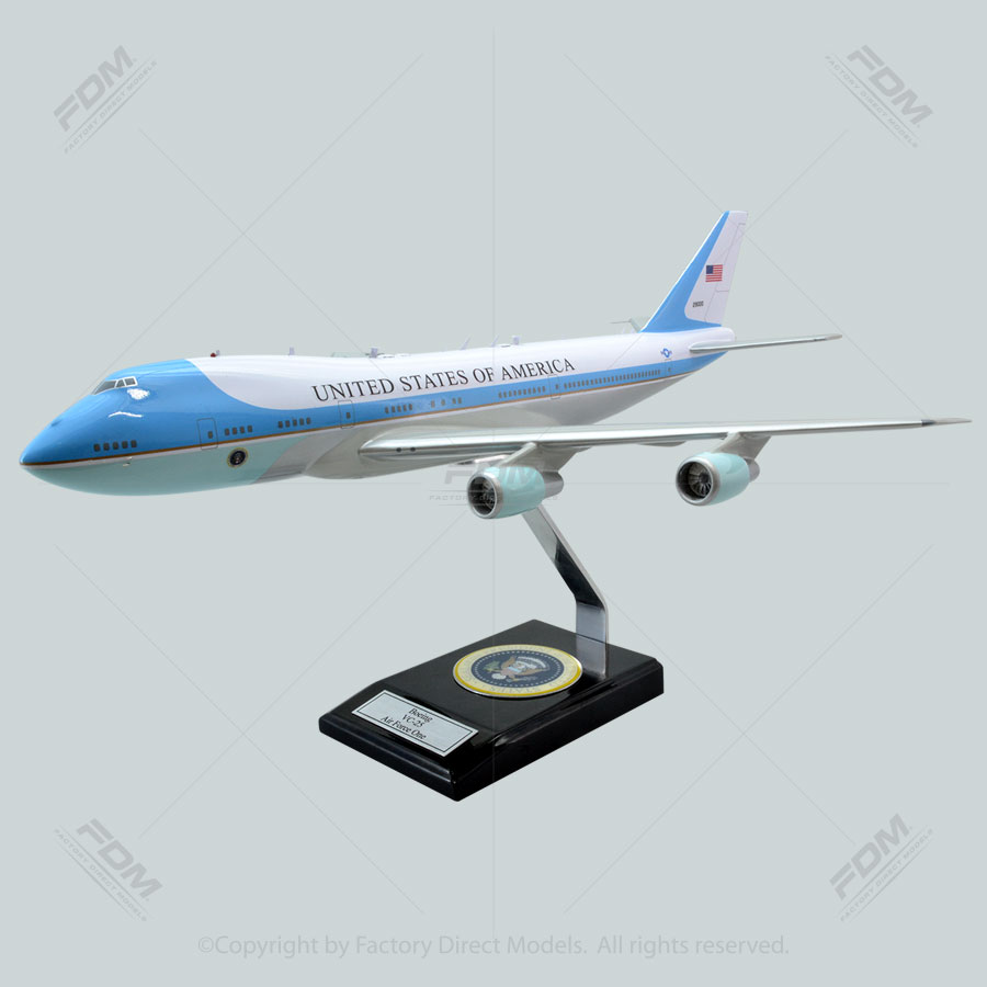 Boeing VC-25 Air Force One Model