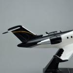 Bombardier Challenger 601ER Model Airplane