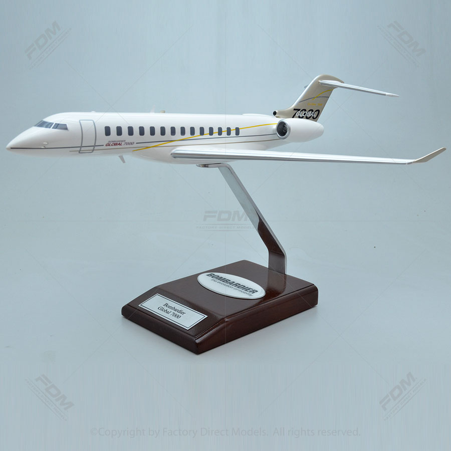 Bombardier Global 7000 Model