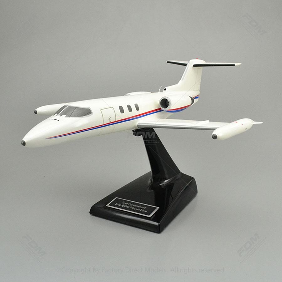 Bombardier Learjet 25 Model Airplane