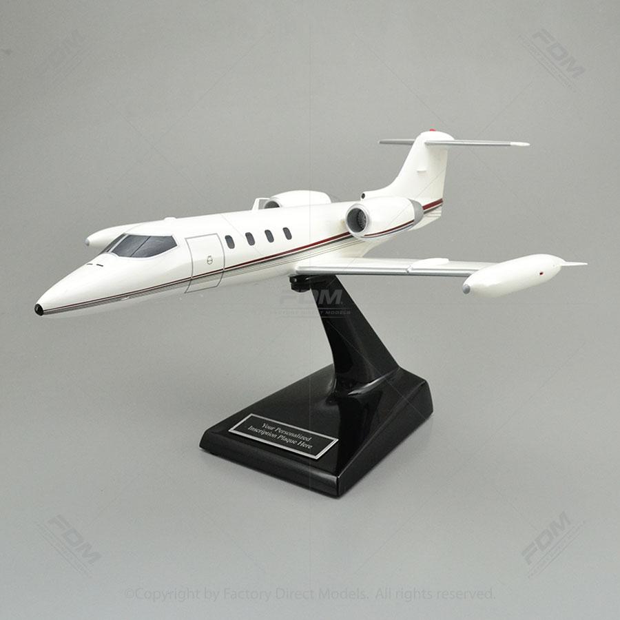 Bombardier Learjet 35 Model Airplane