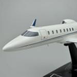 Bombardier Learjet 45 Model Airplane