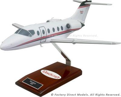Raytheon Beechjet 400 Airplane Model