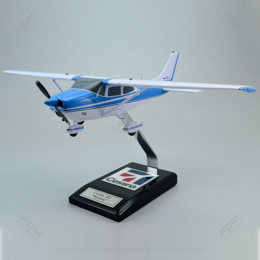 Cessna 182P Skylane II Model Airplane