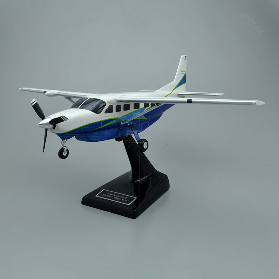 Cessna 208B Grand CaravanEX Model Airplane