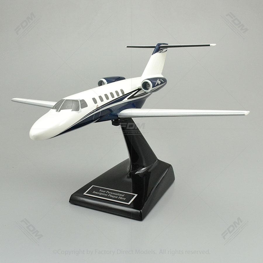 Cessna 525A Citation CJ2+ Model Airplane