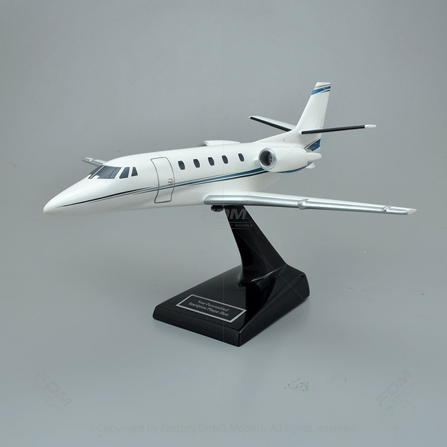 Cessna 560 Citation XLS+ Model Airplane