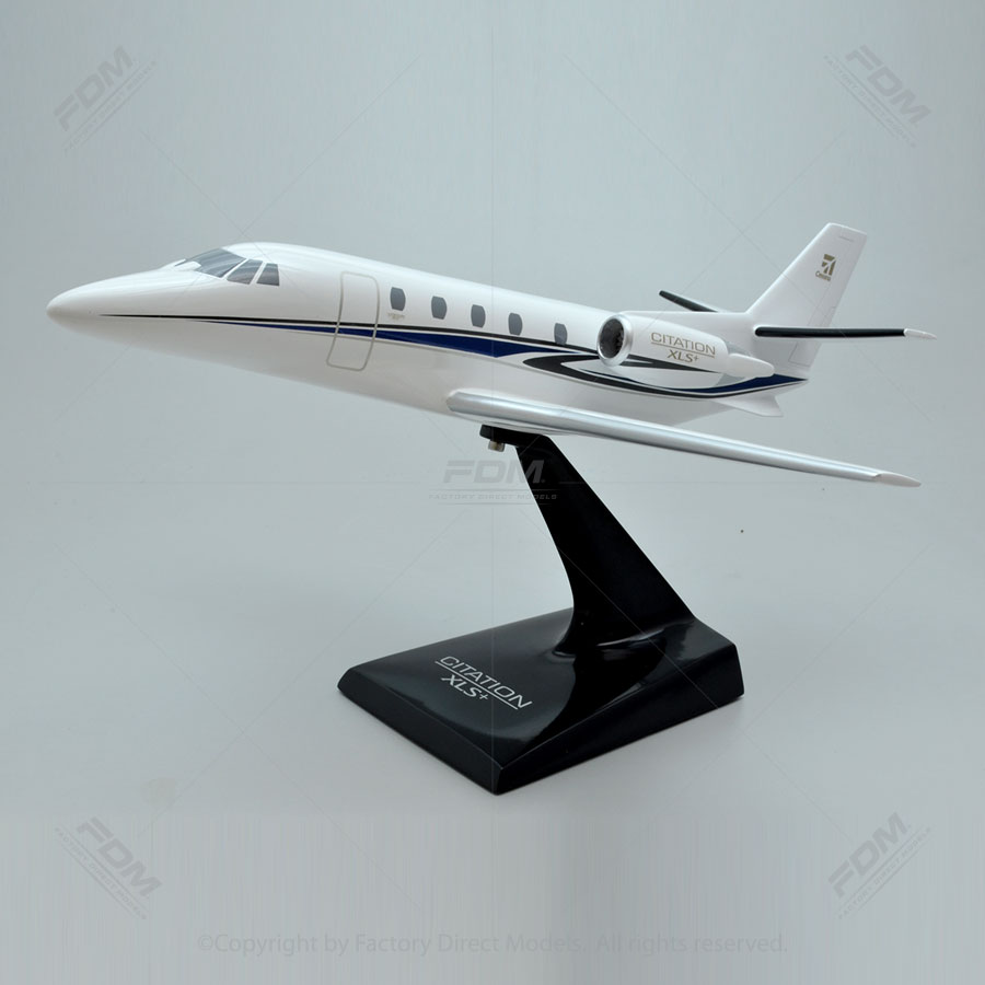 Cessna 560 Citation XLS+ Resin Model