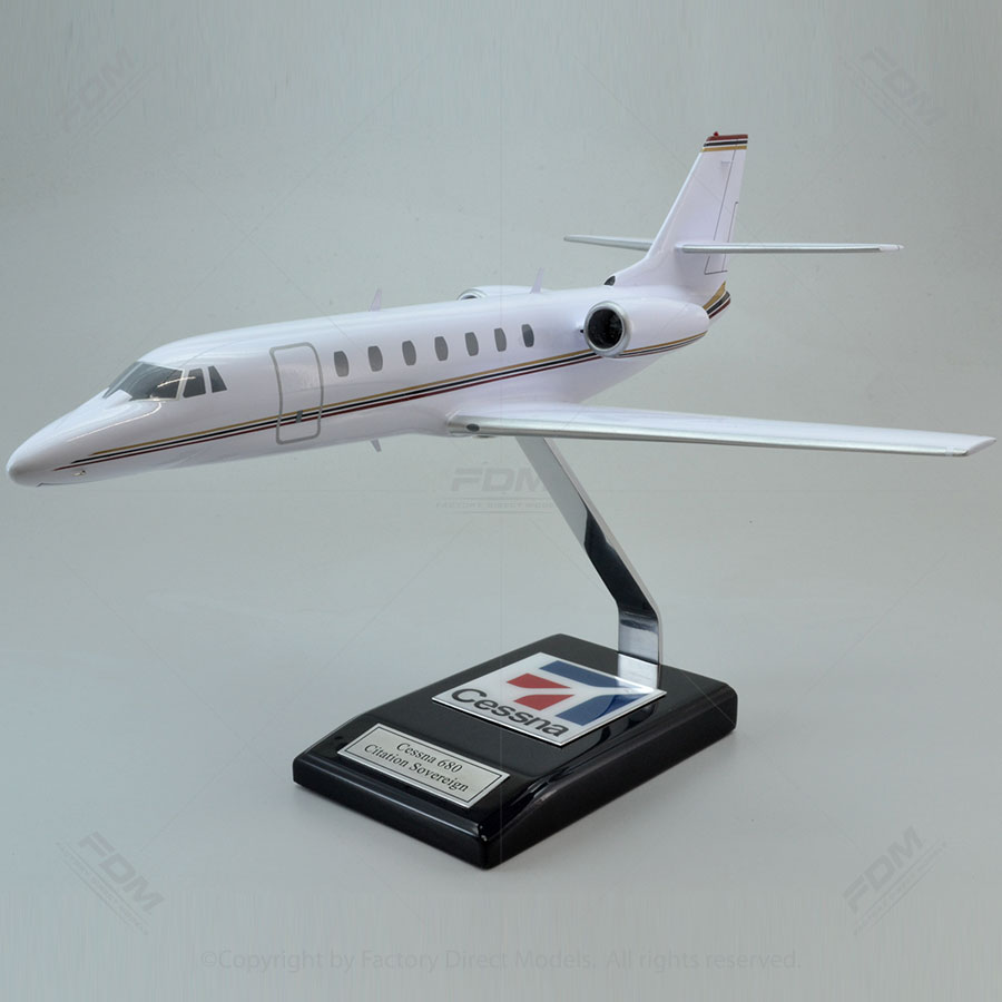 Cessna 680 Citation Legacy Sovereign Model