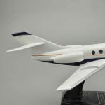 Dassault Falcon 20 Model Airplane