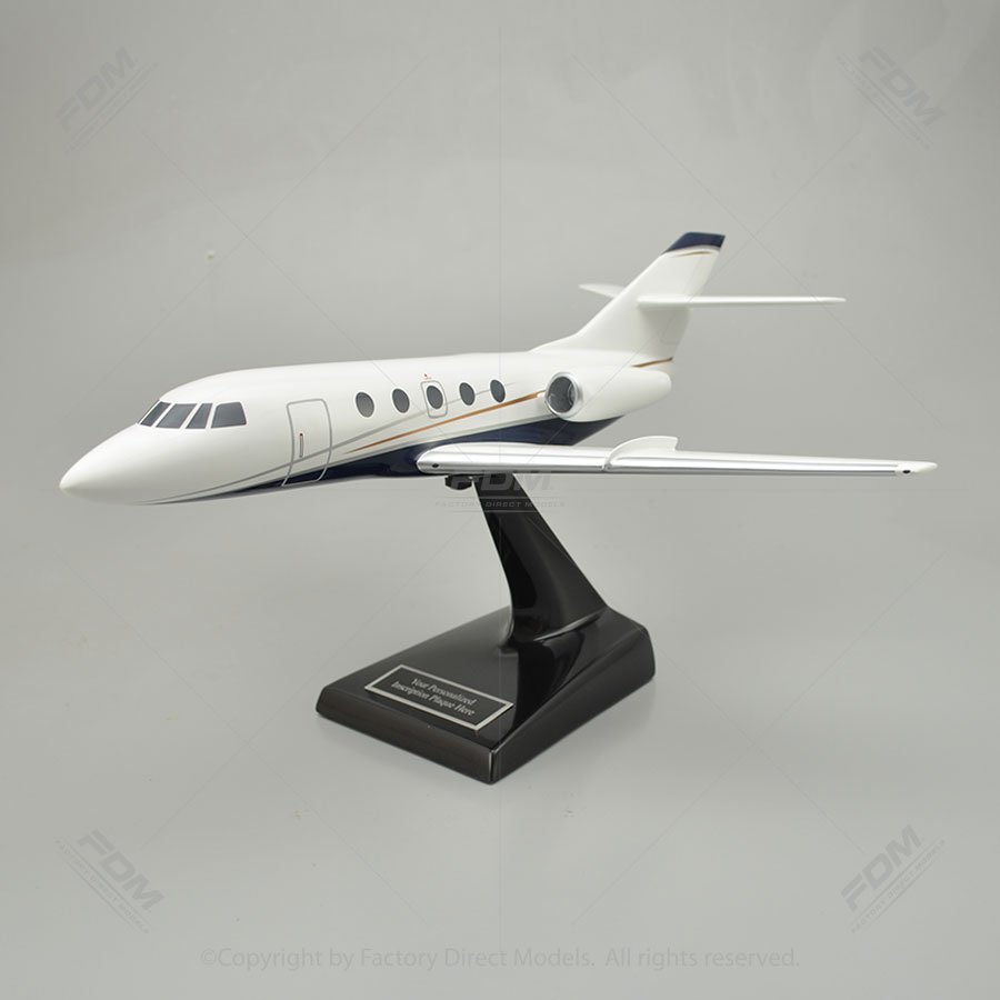 Dassault Falcon 20 Model Airplane