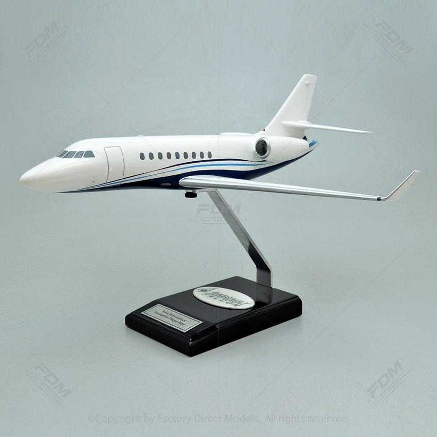 Dassault Falcon 2000LXS Model