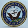 "Department of the Navy 14"" Wall Plaque"