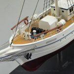 "Brigantine ""GREIF"" Sailing Ship Model"