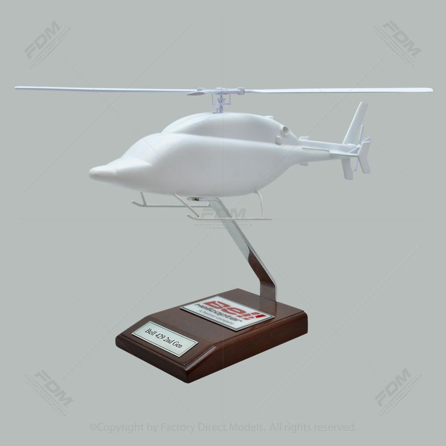 Your Custom Painted Bell 429 GlobalRanger 2nd Gen Scale Model