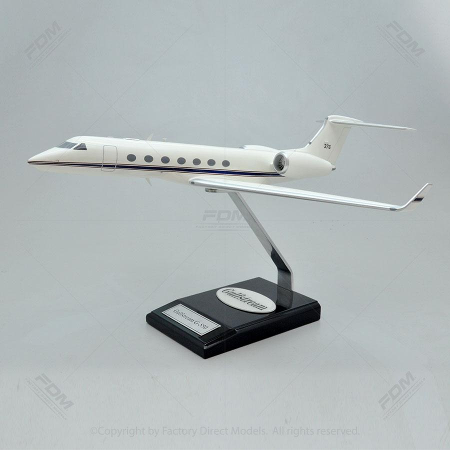 Gulfstream G550 Model Airplane