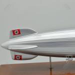 Hindenburg German Derigible Model