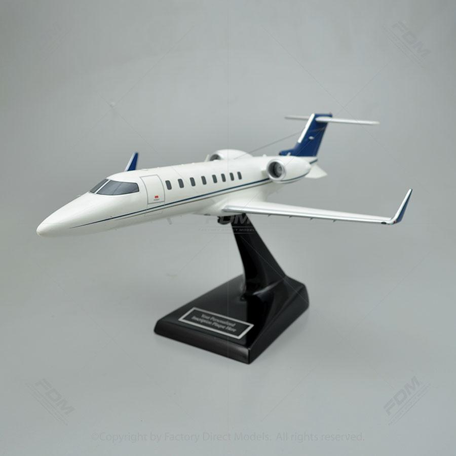 Bombardier Learjet 45 Airplane Model