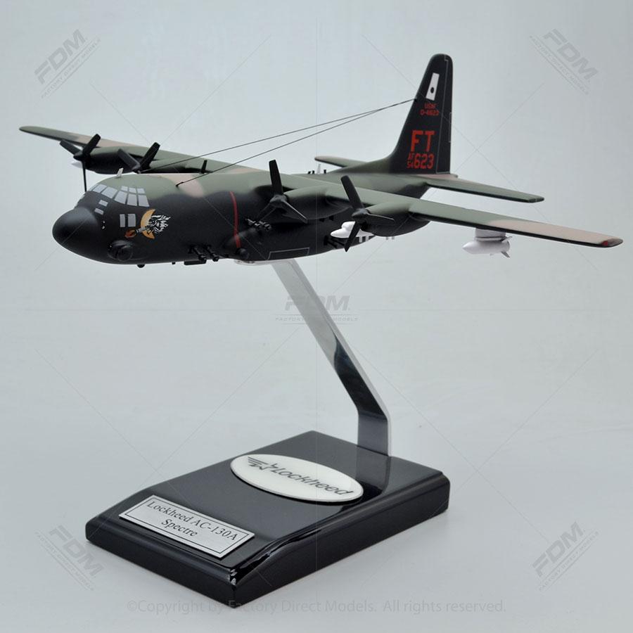 Lockheed AC-130A Gunship Model